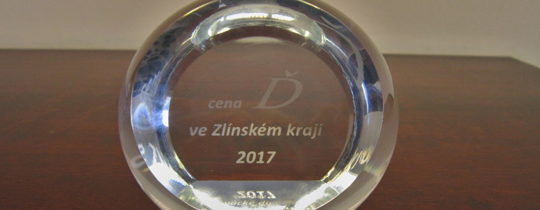 Charity Award from Czech Ministry of Culture