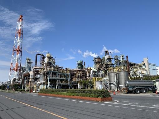 Chiba, Japan plant