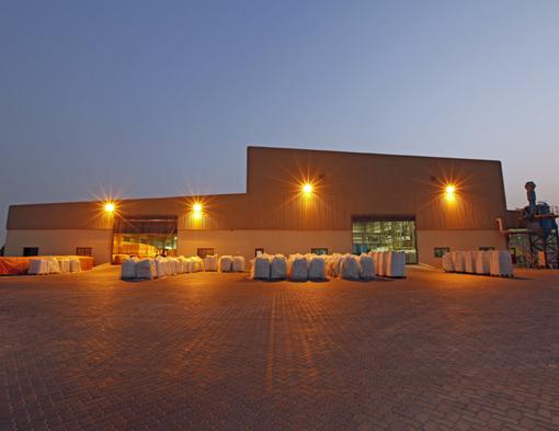 Dubai facility