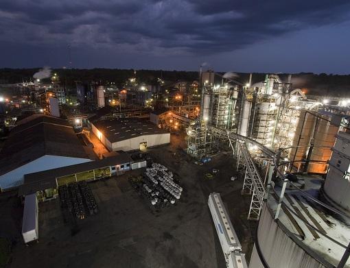 Marshall plant